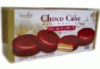 スイートボックス マシュマロチョコケーキ