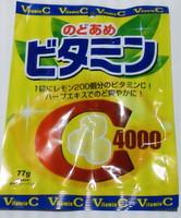のどあめビタミンC4000 入江製菓