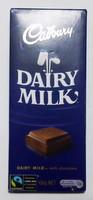 キャドバリー デイリーミルクチョコレート