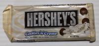 ハーシー クッキー&クリーム チョコレートバー