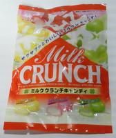 ミルククランチキャンディ(マルエ製菓)