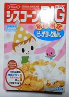 日清シスコ シスコーンBIGピーチヨーグルト味(期間限定)