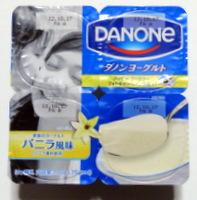 ダノンヨーグルトバニラ風味